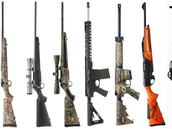 The Best Hunting Rifle for hunter